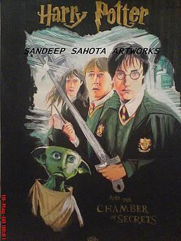 Harry Potter by Sandeep Kumar Sahota