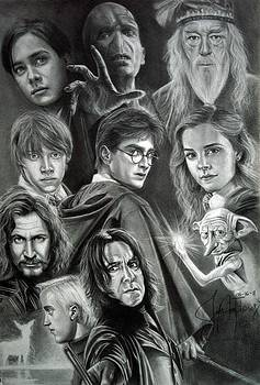 Harry Potter by Unnamed Soul