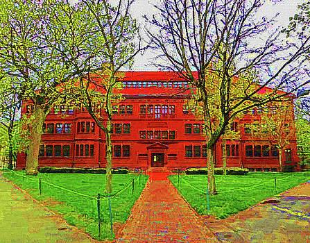 Harvard by DJ Fessenden