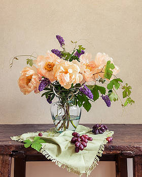 Harvest Bouquet by Colleen Farrell