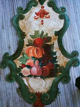 Harvest Fruit by Carolyn Sylvester