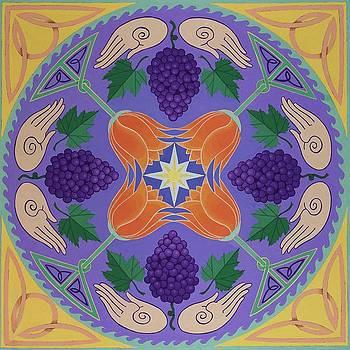 Harvest Grail by Karen MacKenzie