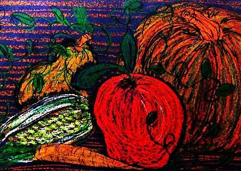 Harvest by Jeanette Stewart