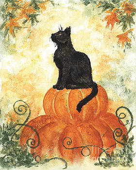 Harvest Kitty by Brandy Woods