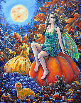 Harvest Moon by Gail Butler