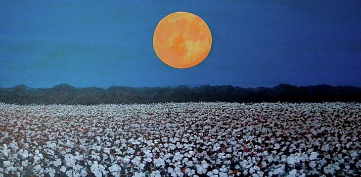 Harvest Moon by Jeanette Jarmon