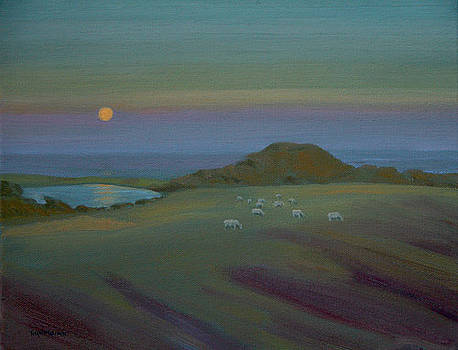 Harvest Moon by Thaw Malin III