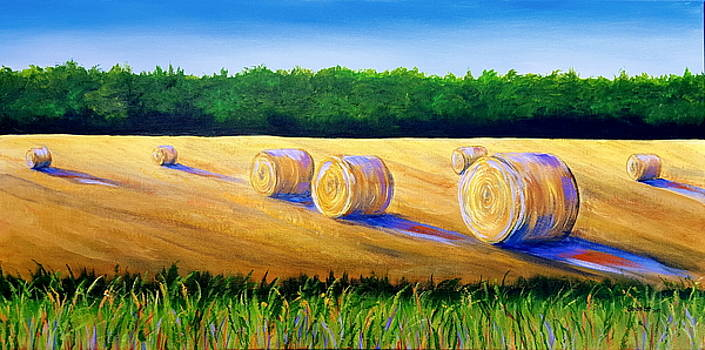 Harvest by Sandra Lett