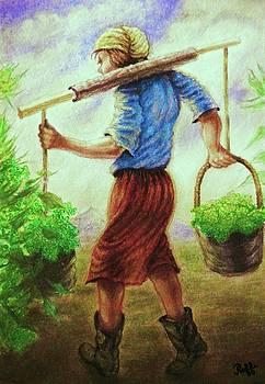Harvesting by Raffi Jacobian