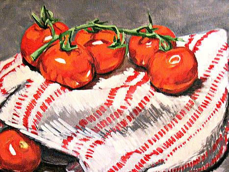 Harvest's Bounty by Debbie Beukema