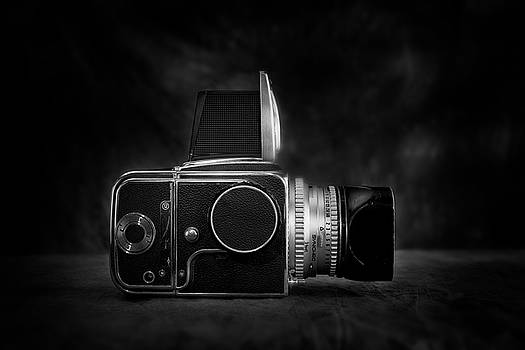 Hasselblad C500 Side View by Mark Wagoner