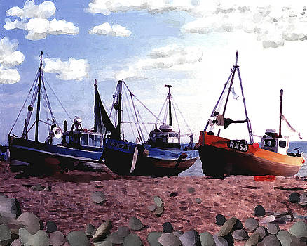 Kurt Van Wagner - Hastings Harbor