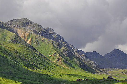 Hatcher's Pass Alaska 2 by Edge