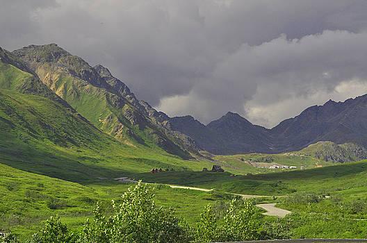 Hatcher's Pass Alaska 3 by Edge