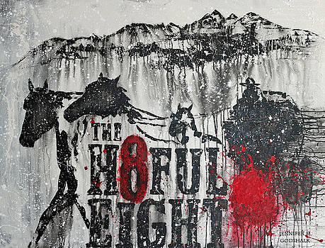 Hateful Eight by Jennifer Morrison Godshalk