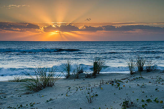 Hatteras Dawn by Eric Albright