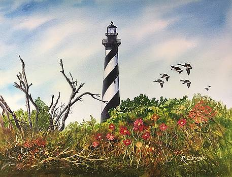 Hatteras Light  by Raymond Edmonds