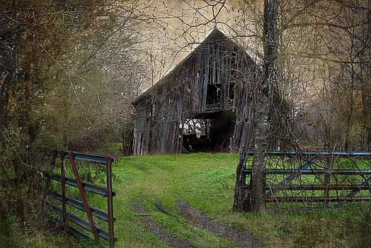 Haunted Barn by Lisa Moore