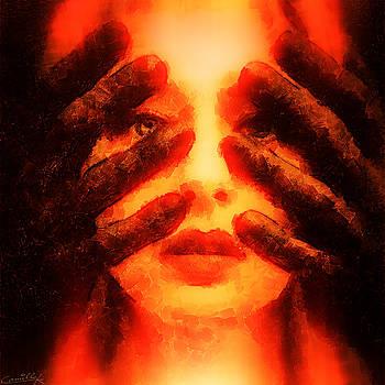 Haunted by Dark Memories by Camille Kleinman