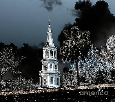 Haunted Historic Charleston by Dale Powell