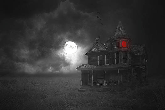Haunted House by David Simons