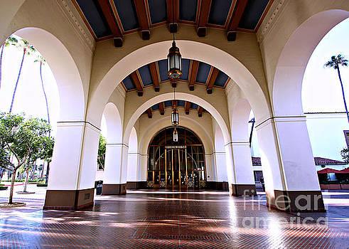 Jenny Revitz Soper - Haunted Los Angeles - Union Station