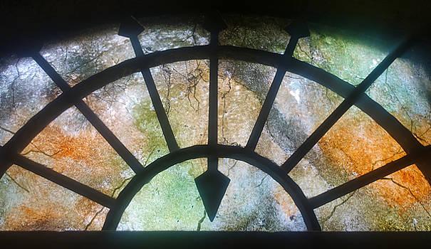 Haunted Window by Nora Martinez