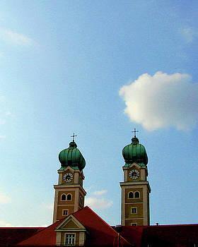Haus St. Josef, Munich by Misentropy