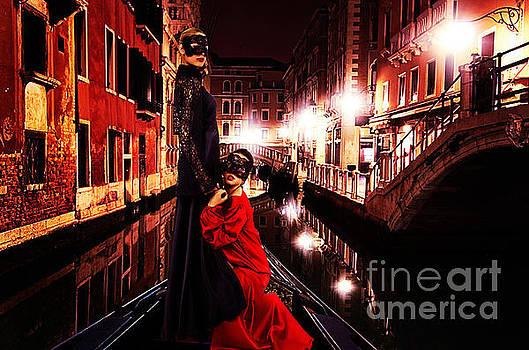 Haute Couture Venice by Milan Karadzic