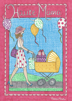 Haute Mama by Stephanie Hessler