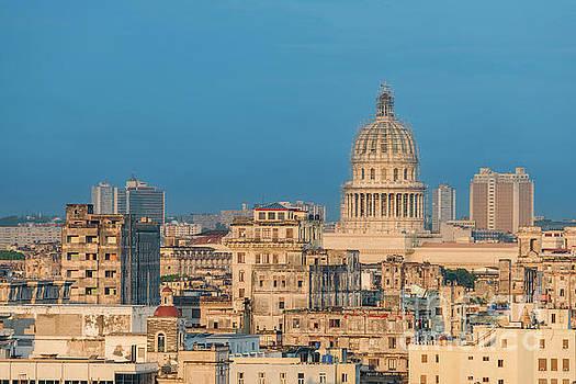 Havana . View from above by Viktor Birkus