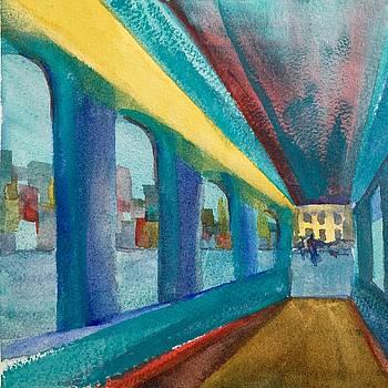 Havana Arches II by Lynne Bolwell