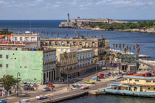 Havana By The Port by Steven Sparks