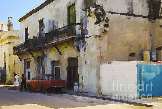 Bob Phillips - Havana Streets 4