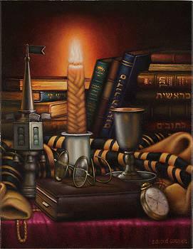 Havdalah. by Eduard Gurevich