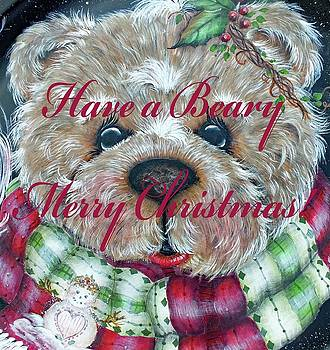 Cindy Treger - Have a Beary Merry Christmas