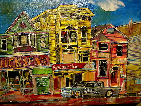 Have you been to San Francisco by Michael Litvack