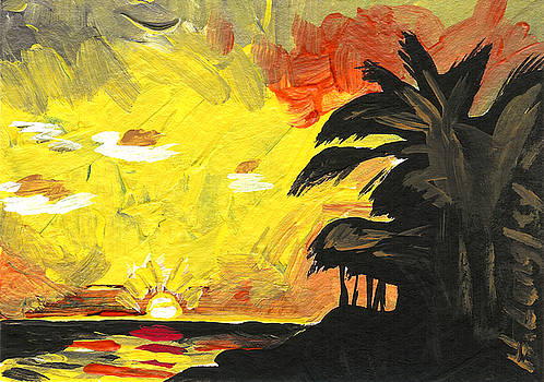 Hawaii 1 by Helena M Langley