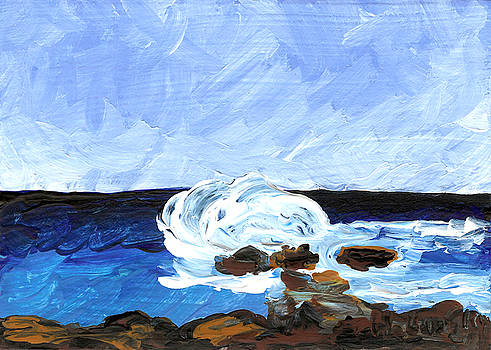 Hawaii 17 by Helena M Langley