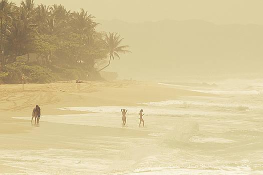 MARVIN JIMENEZ - Hawaii Beach