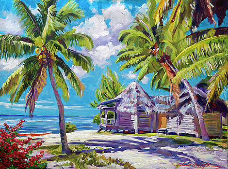 David Lloyd Glover - Hawaii Beach Shack