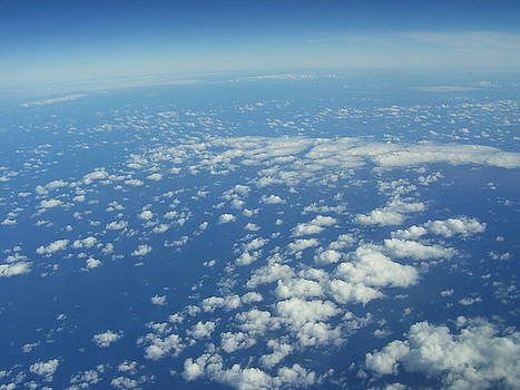 Hawai'i Clouds by Kristen Hurley