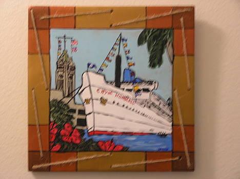 Hawaii cruise by Shawn Elston