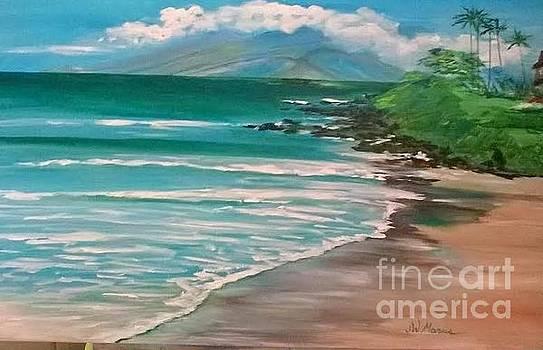 Hawaii Honeymoon by Jill Morris