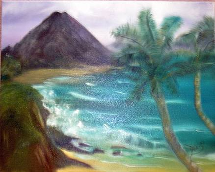 Hawaiian Daydream by Dixie Hester