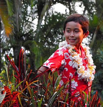 Elizabeth Hoskinson - Hawaiian Luau Boy