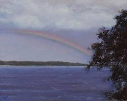Hawaiian Rainbow by Barbara Joyce