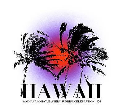 Hawaiian Sunrise by Filippo B