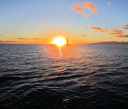 Hawaiian Sunset by Diamond Jade