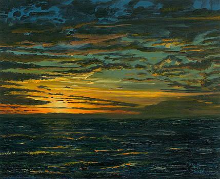 Hawaiian Sunset by Sean Koziel